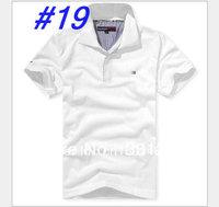 Factory sale lowest profit US fashion brand men's polo shirt short sleeve T-Shirt M- XXL Free shipping