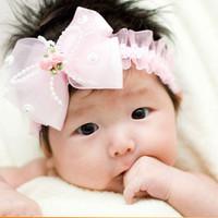 Baby princess bow hair band hair band hair accessory baby hair accessory baby headband