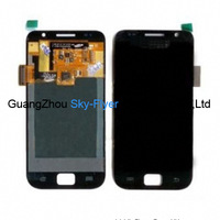 Crazy promotion:For  Samsung i9003 Galaxy SL LCD with Touch Screen Digitizer Assembly 100% gurantee shipped by DHL