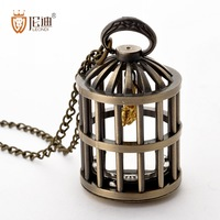 Pocket watch leondi vintage table lengthen chain child pocket watch