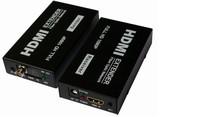 HDMI OVER FIBER CONVERTER, HDMI TO FIBER EXTENDER includes a transmitter and a receiver
