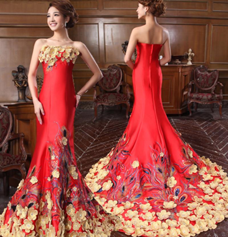 Phoenix Prom Dress