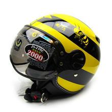 popular vintage style motorcycle helmet
