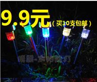 Solar lights outdoor garden lamp landscape lamp indoor decoration stainless steel led lighting waterproof