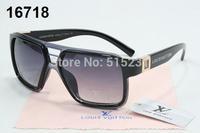 2013 news Fashion men or women retro sunglasses bland A&J sun glasses vintage wholesale eyeglasses men or women Freeshipping