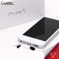 Mobile Phone Protective Case  iphone5  phone  for apple   dust plug dust plug 3.5mm earphones mouth dust plug