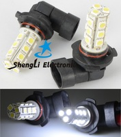 Free Shipping (10 Pcs/Lot) H11 Car 18 SMD 5050 LED Pure White Parking Head Fog Light Lamp Bulb 12V
