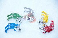 Electric bicycle refires accessories pedal car decoration cnc helmet tool box hook trachypenaeus