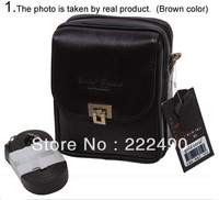 Free shipping classical man briefcase, business bag man, with genuine leather, excellent quality