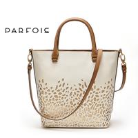 Pure parfois bag cutout sweet elegant high quality one shoulder cross-body handbag 800g