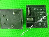 [RAKY] Relay SLI-S-112DM with Hongfa HF2160-1A-12DE HF2160 4 feet of a group of normally open 30A