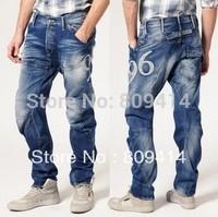 2013 New Arrival,Men's Jeans , Hot Sale Pants,Fashion Jeans,BLUE Trousers,Denim Jeans ,Size 28-38,G-8219 Free Shipping