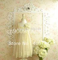 girls high quality  dress,kids party  dress,TT02