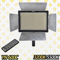 NEW YONGNUO YN-600 YN600 LEDVideo Light Panel,5500K Color  Temperature with Remote Control, YN600 LED Video Light