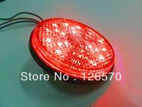 "Free Shipping 2"" Round LED Stop Brake Light for Honda Yamaha Suzuki Kawasaki KTM Ducati  Dirt Bike ATV Motorcycle Cruiser"