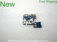 Laptop Switch Board for samsung NP-305V4A 2 usb ports part number is BA92-06657A