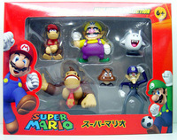 Super Mario Bros Mini Figure Collection ( Package backlog)