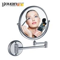 Bathroom copper double faced cosmetic mirror makeup mirror bathroom mirror mm 1308