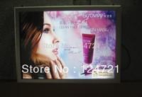 Hot sale hanging slim LED lightbox for advertising