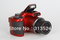 Free Shipping Compact Praktica  CCD DIGITAL Camera 16MP, 26X Optical Zoom,3.0 Inch Color LCD Monitor(16-Z26S)
