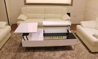 Modern adjustable coffee table
