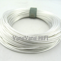 High purity silver plated OCC teflon wire for audio DIY wire