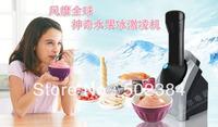 household Fruit ice cream machine free shipping