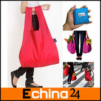 Fashion Japan BAGGU Convenient Environmental Protection Shopping Bag Various Color Available Free Shipping