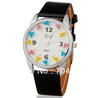 new products for 2013 dresses women quartz watch women Women's Round Dial Stylish Analog Watch