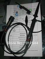 High Voltage 2KV 2000V Oscilloscope Scopemeter Passive Clip Probe 100MHz 100X 100:1 P4100