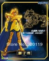Saint Seiya series assembly gold action figure&holder constellation PVC 7''  free shipping
