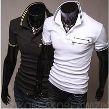white tennis polo shirt promotion