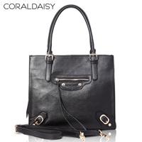 Coraldaisy  New 2013 Tassel Women Bag  Fashion Shoulder Bag Women Leather Handbags