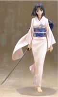 Free shipping Anime Kara No Kyoukai Ryougi Shiki 1/7 Scale PVC Figure toy New in bxo