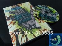 2013 New Magic Iron Palm by Matt Monte-DVD