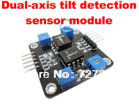 Free Shipping Dual-axis tilt sensor module SCA60C skew detection level detector