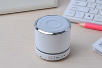 New Bluetooth Speaker,support Tf Card AUX Bluetooth Handsfree - (White)