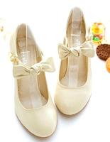 Туфли на высоком каблуке Gelegenheitsspiele Bonbonfarbig Prinzessin Lackleder Allzweck pink high heels