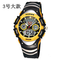 Child watch boy fashion waterproof sports luminous student watches male child electronic watch