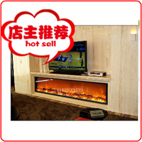 Electric fireplace core embedded wick real flame fireplace wood burning fireplace fashion heater