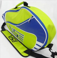 Free Shipping Genuine VS badminton bag 0713-6 sticks independent shoe tennis bag shoulder bag