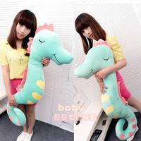 Free shipping  85cm Creative Polka Dot hippo plush toy pillow plush toy doll cushion birthday gift