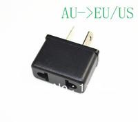50pcs Converter Plug Power Changer for easy transfer AU/EU/US standard adaptors travel