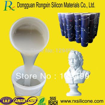 RTV Silicone Rubber for gypsum/concrete molding