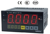 Multi-channels voltage and Ampere Meter