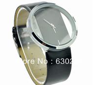 Design Luxury Mens Elegant Men WristWatch Man China Clock Men's Watch Free Shipping hollow sheet 2013 New Cool~