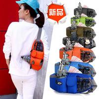 Water bottle waist pack fashion outdoor waist pack ride running bag one shoulder cross-body multifunctional waist pack
