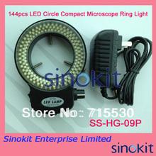 cheap led ring light microscope