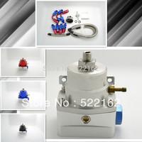 Aeromotive adjustable fuel pressure regulator fpr ---Silver