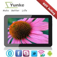 Dual cam MID Quad Core Android 4.2 A7 1.5GHz 1G DDR3 16G rom HDMI High Pixel 1280*800 IPS Screen WIFI 10.1 inch tablet-pc